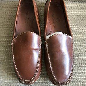 Cole Haan Men's Tan Leather Shoes.